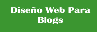 Diseño Web Para Blog