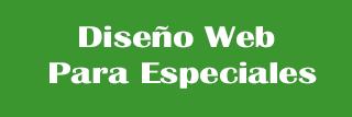 Diseño Web Para Especiales