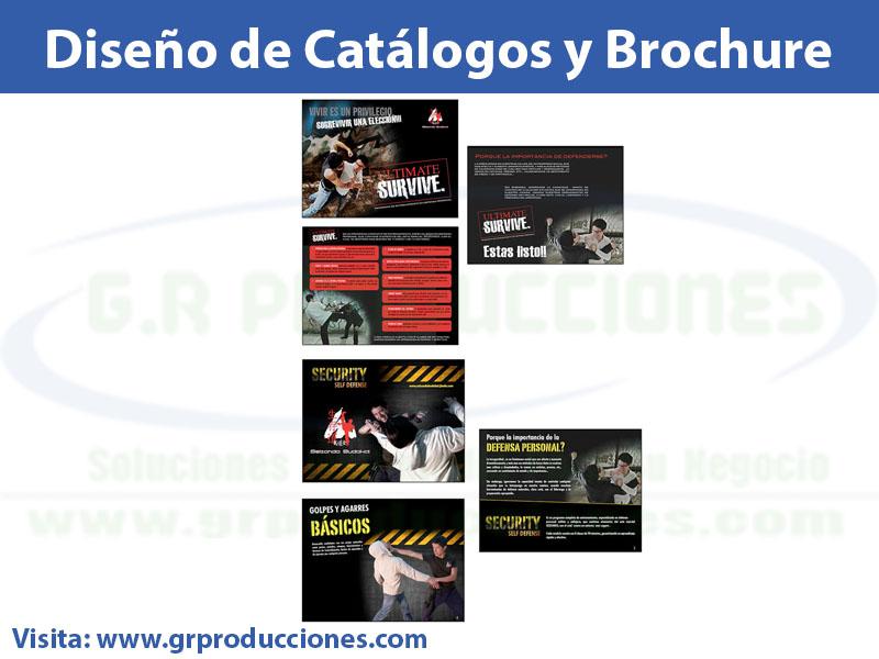 diseno de brochure catalogos y tarjetas 3