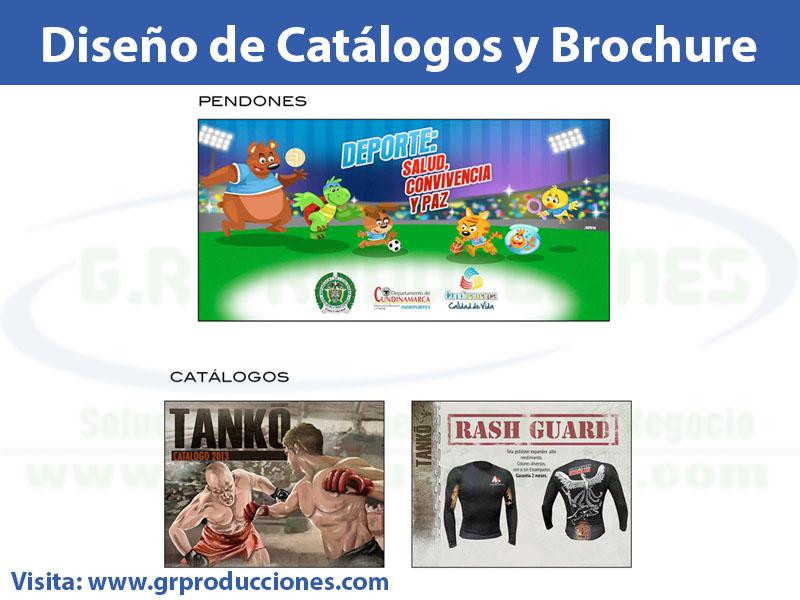 diseno de brochure catalogos y tarjetas 4