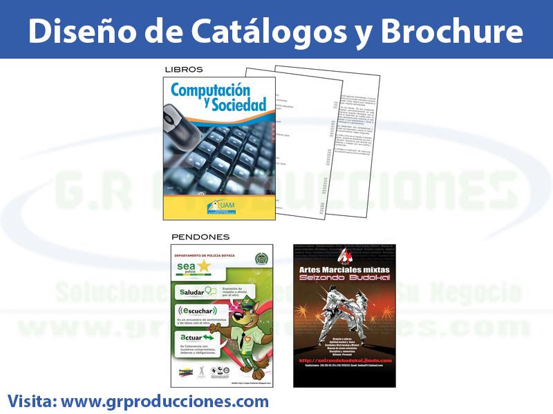 diseno de brochure catalogos y tarjetas 5